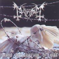 Mayhem - A Grand Declaration of War